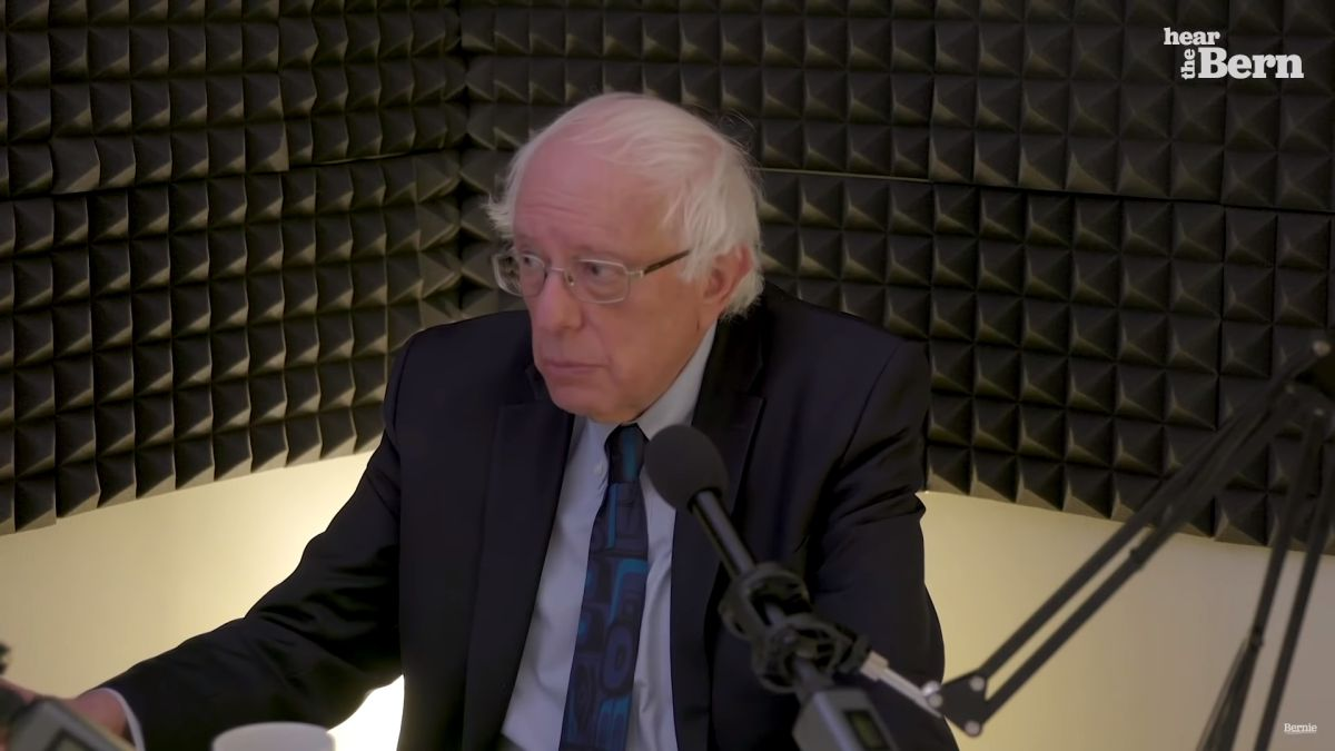 Bernie Sanders will learn to play Minecraft if a TikTok video gets 6 million views