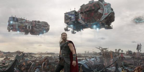 Thor On Sakaar