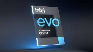 Intel Evo badge