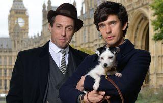 A very English scandal Hugh Grant Ben Whishaw