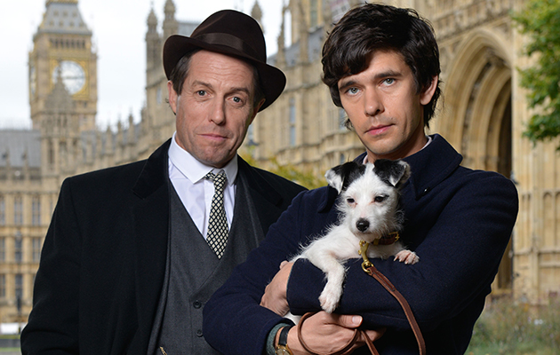 A very English scandal Hugh Grant Ben Whishaw