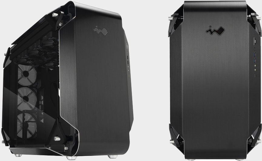 Image result for I've never wondered what a $999 computer case looks like, but now I know anyway