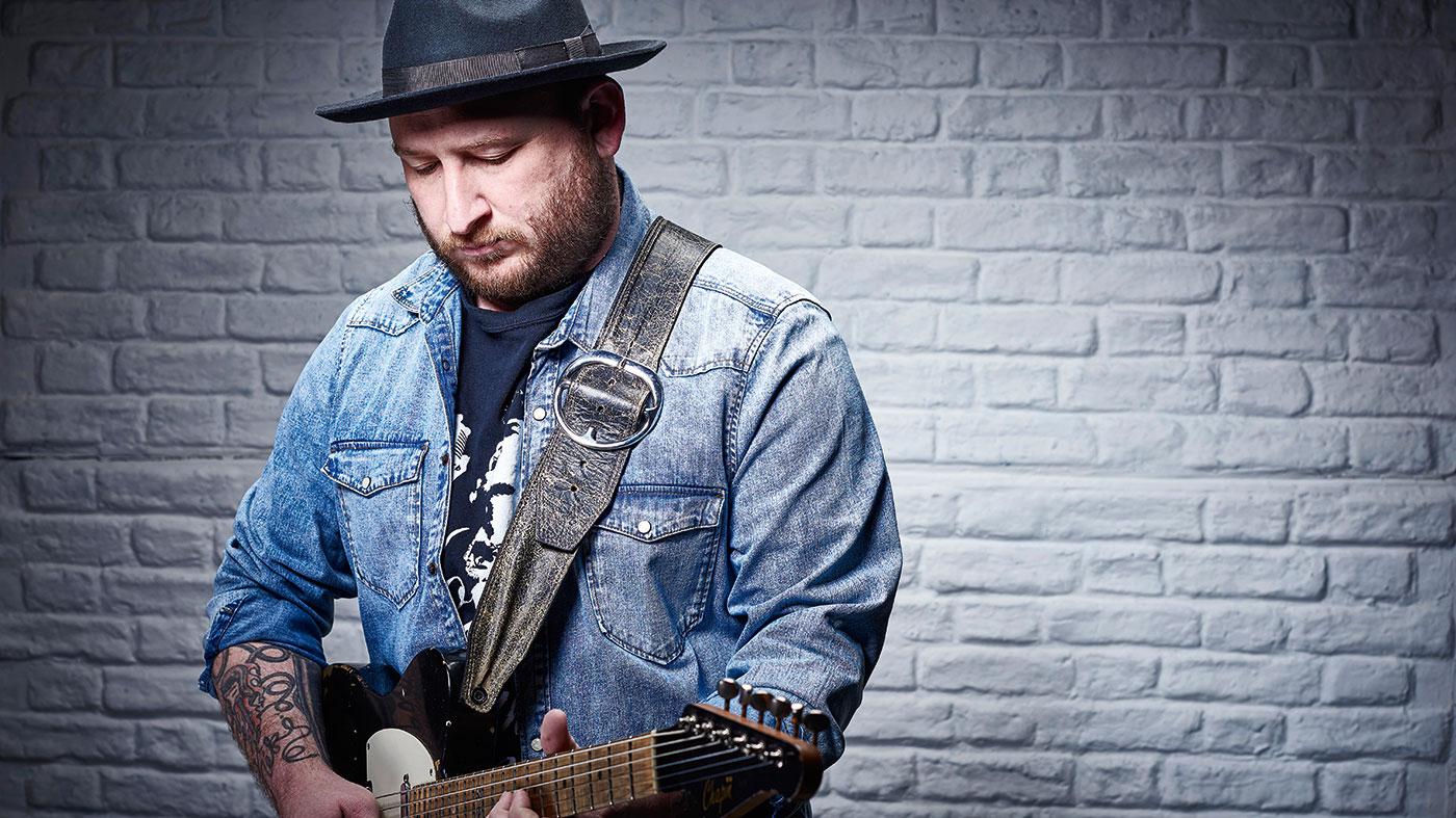 Learn 8 progressive contemporary blues licks with this Josh Smith