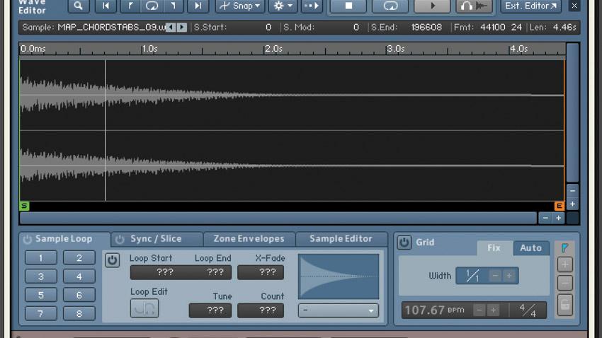 How to design sounds using samples   MusicRadar