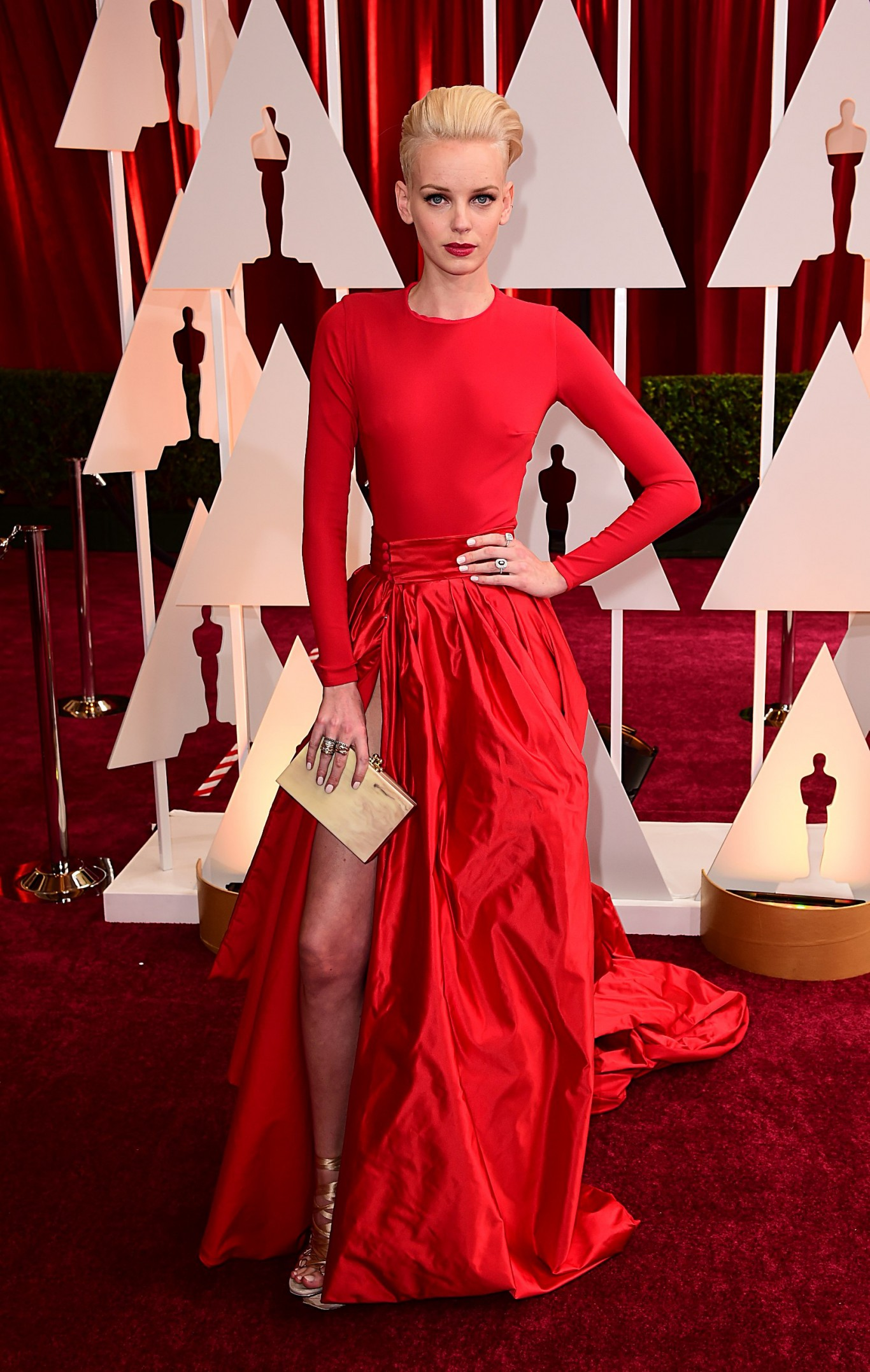 Dorith Mous: See the best dressed at 2015 Oscars.