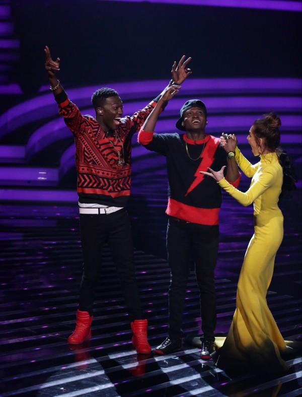 Reggie N Bollie, X Factor