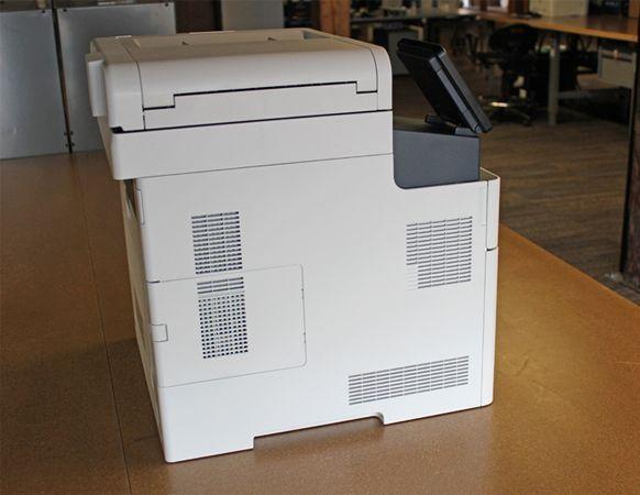 Factory Reset Xerox Workcentre 6515
