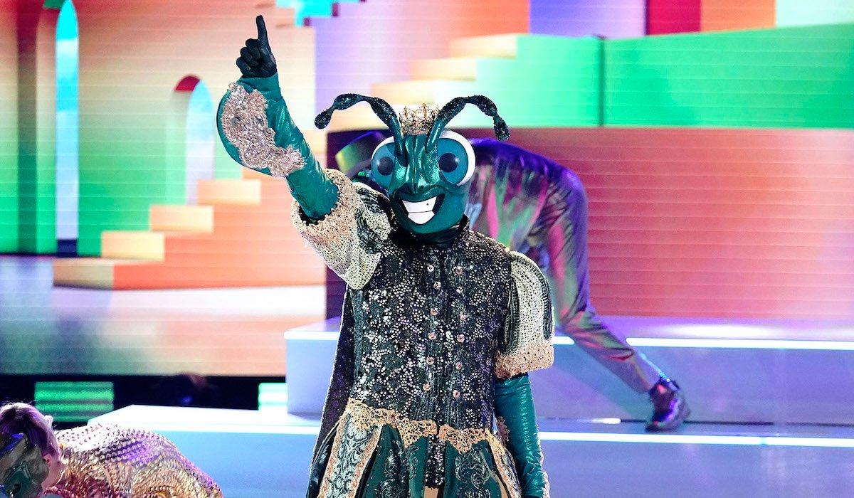 the masked dancer cricket