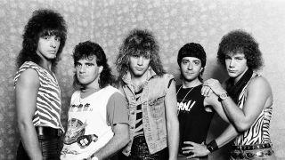 Bon Jovi in 1984
