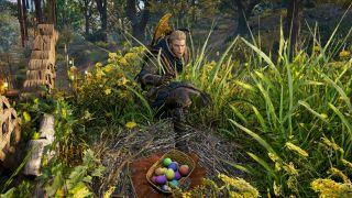 AC Valhalla Easter eggs ostara festival