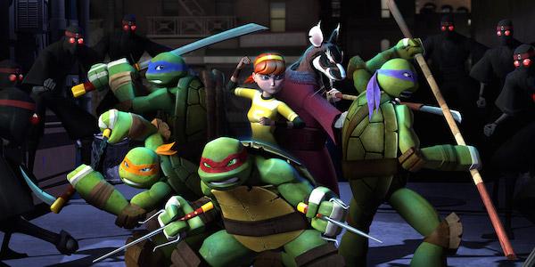 Teenage Mutant Ninja Turtles Is Changing In A Big Way On Nickelodeon Cinemablend