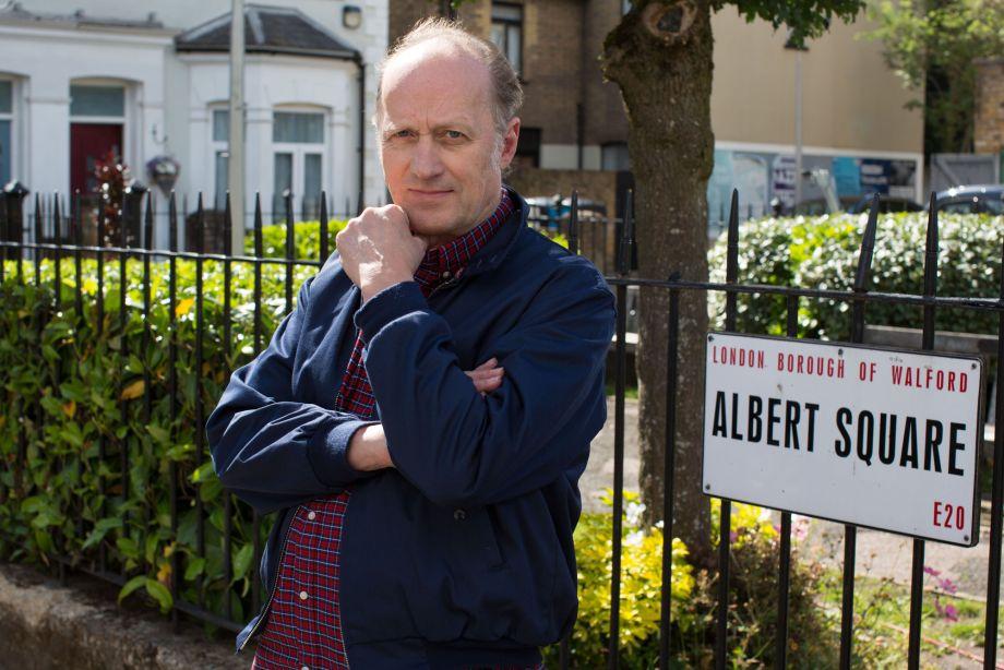 Daniel Cook in EastEnders