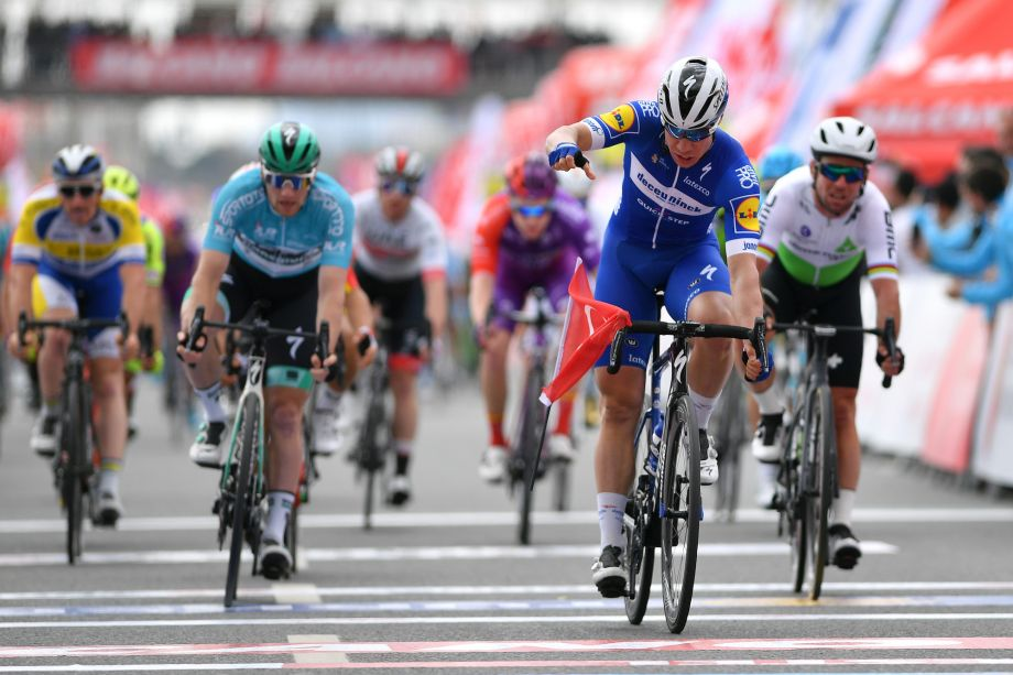 Fabio Jakobsen wins Tour of Turkey 2019 stage three as Mark Cavendish makes podium