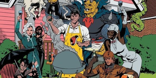 dc comics secret six
