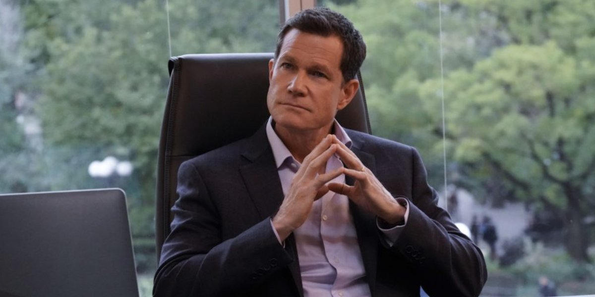 Dylan Walsh on Blue Bloods