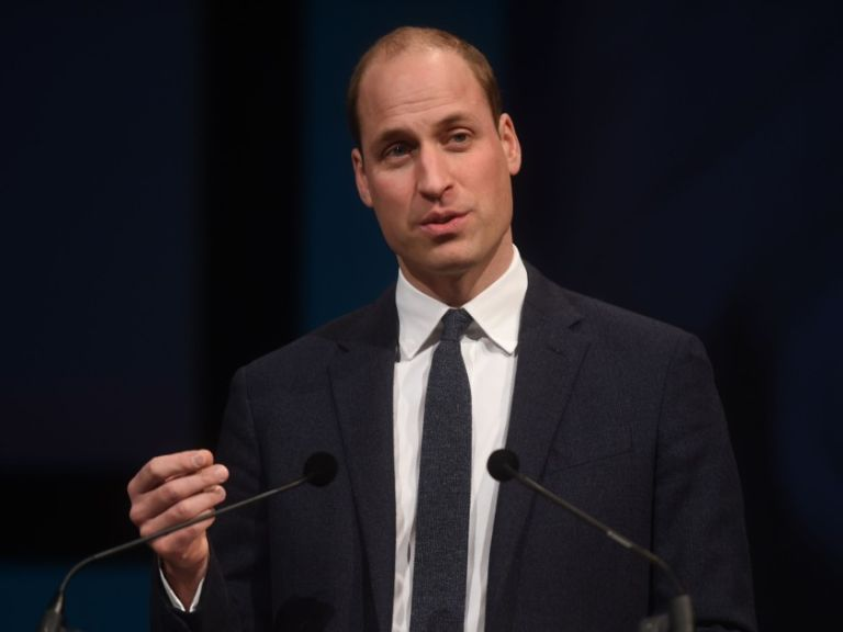 Prince William was the first member of the Royal Family to speak out about the coronavirus pandemic