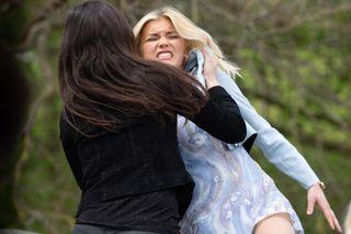 Emmerdale: Meena murders Leanna
