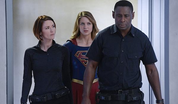 supergirl the cw alex danvers kara danvers j'onn j'onnz martian manhunter