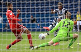 West Bromwich Albion v Fulham – Sky Bet Championship – The Hawthorns