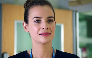 Zosia returns to holby