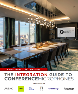 The Integration Guide to Microphones & Conference Systems