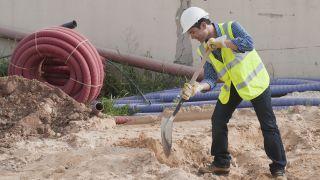 Ground Source Heat Pumps -installation