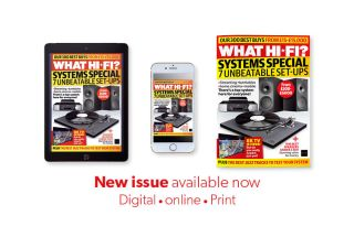 What Hi-Fi? December 2018 issue