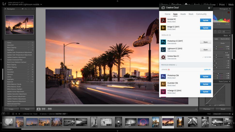 Good news, Adobe Camera Raw 9.9 is here