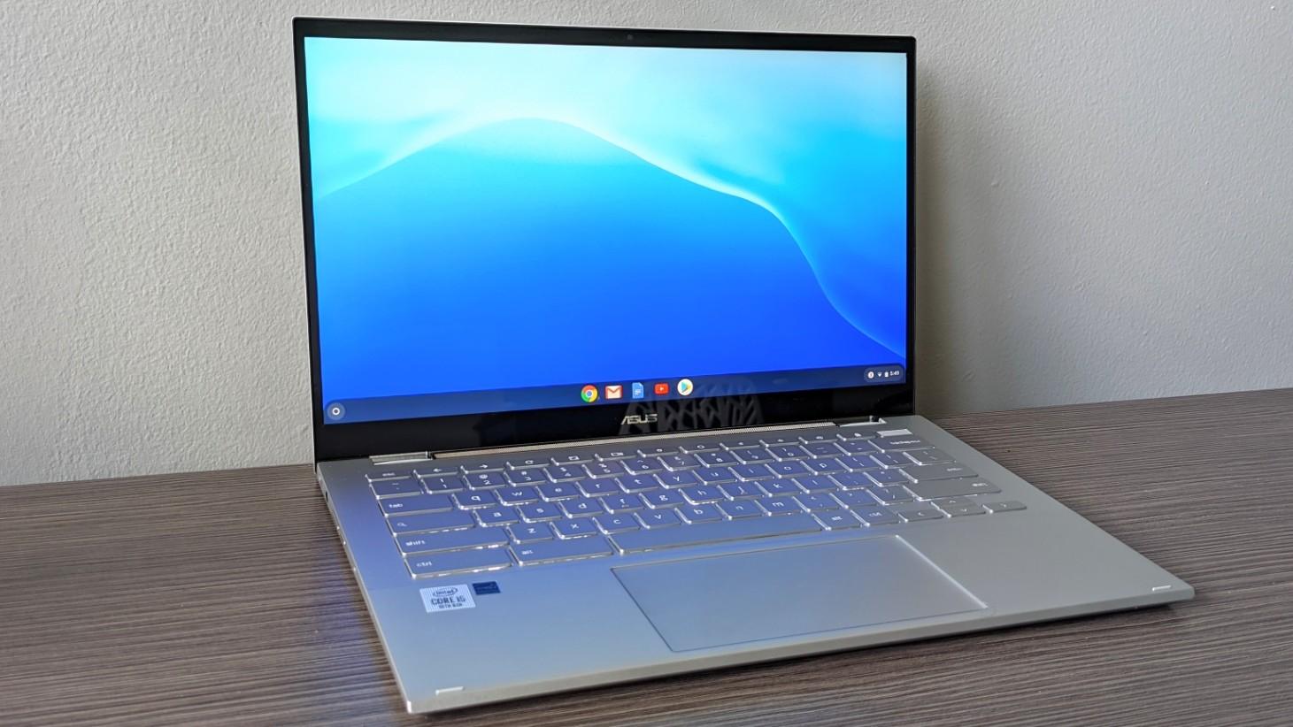Asus Chromebook Flip C436 Review Laptop Mag