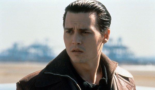 Johnny Depp Open Field Donnie Brasco