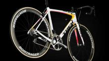 Alberto Contador's custom Trek Emonda Project One