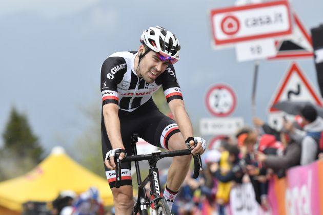 29b2f514c Tom Dumoulin to target general classification success at Tour de France  after Giro second place