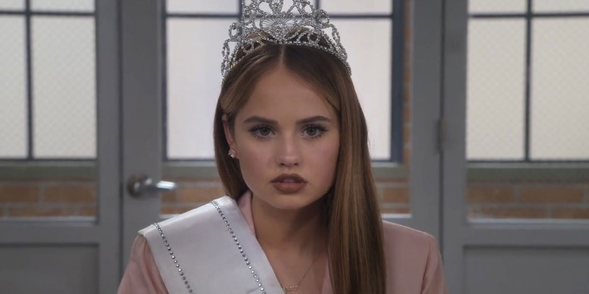 debby Ryan in netflix's insatiable crown
