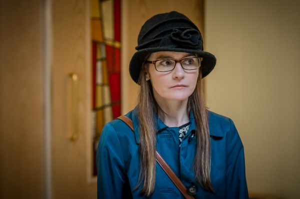 Shirley Henderson will play a pen-pal
