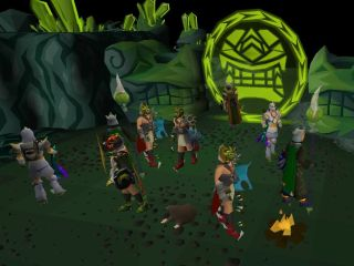 How Runescape got its surprisingly epic first raid | PC Gamer