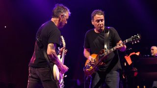 Mike McCready and Stone Gossard of Pearl Jam