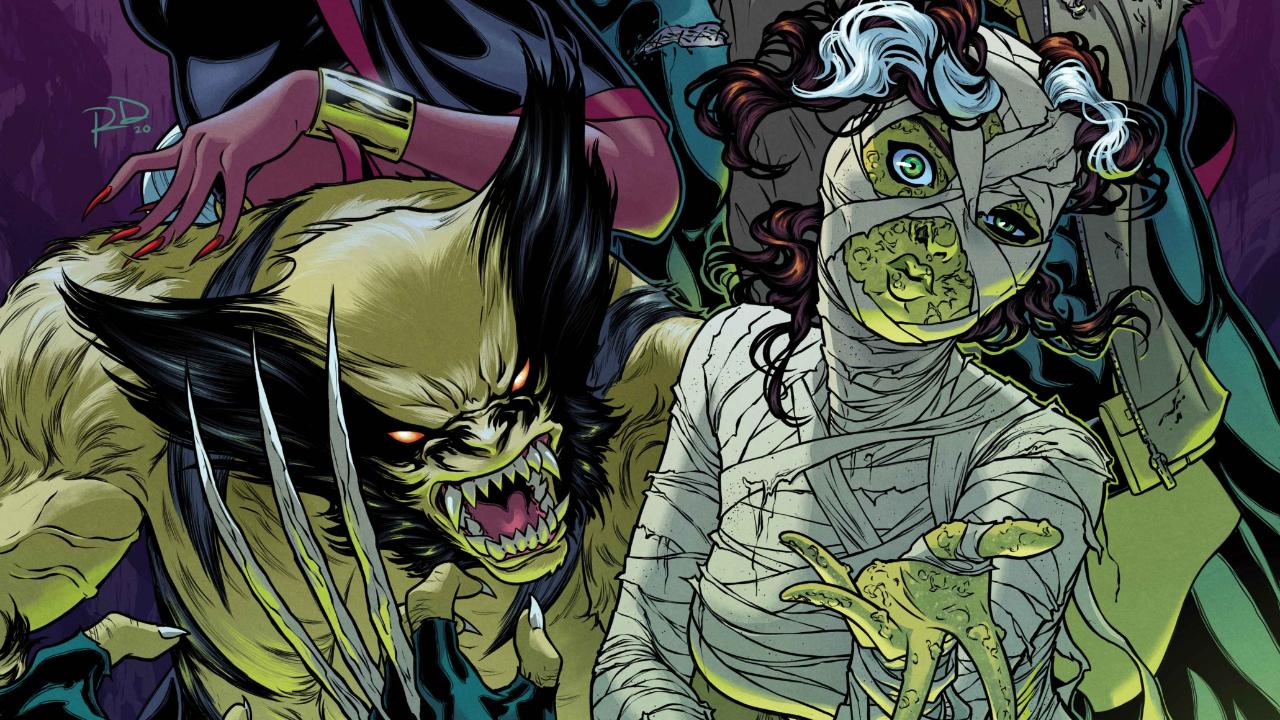 X-men #13 Alex Ross Cyclops Timeless Variant Marvel Comics Comic Book 2020
