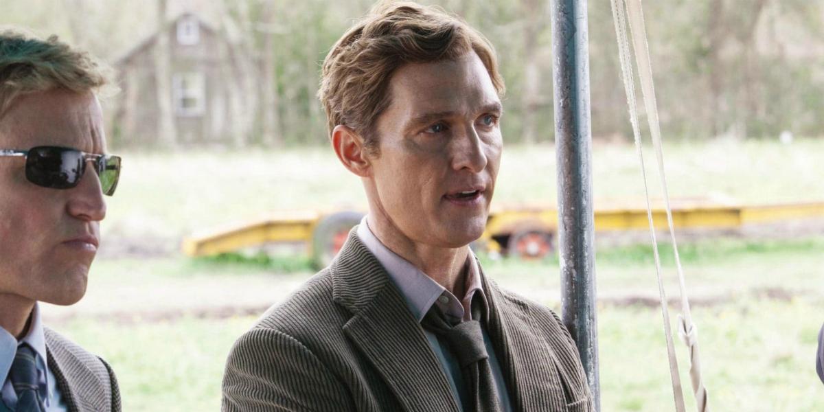 True Detective Matthew McConaughey Rustin Rust Cohle HBO