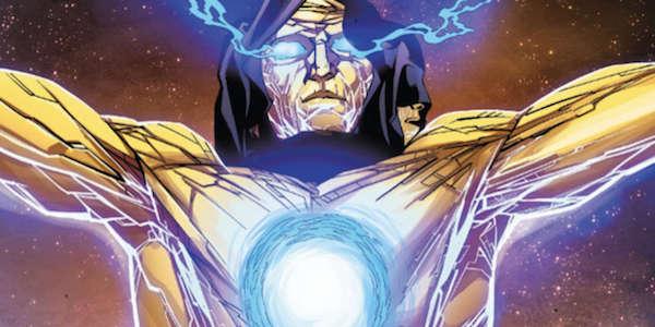Living Tribunal Marvel Comics