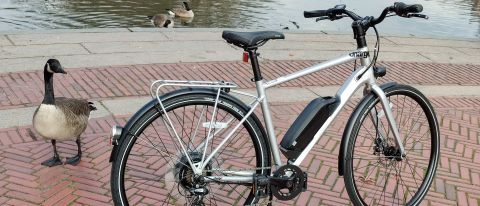 Charge Bikes City review