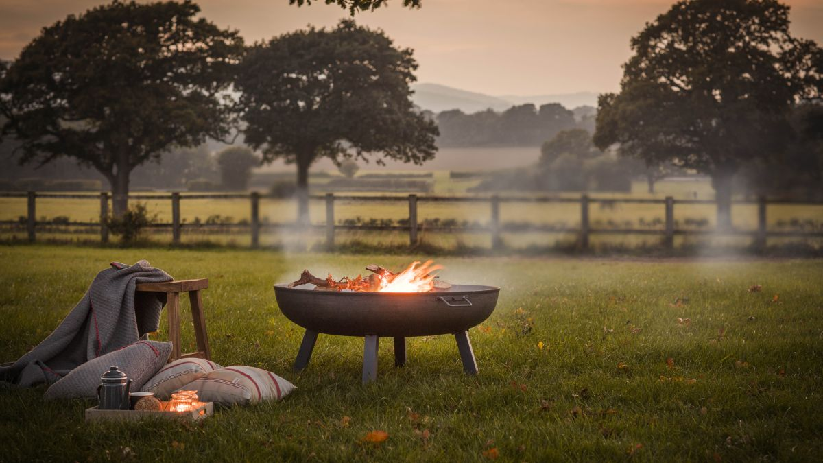 Best fire pits: 10 picks for cosy autumn evenings