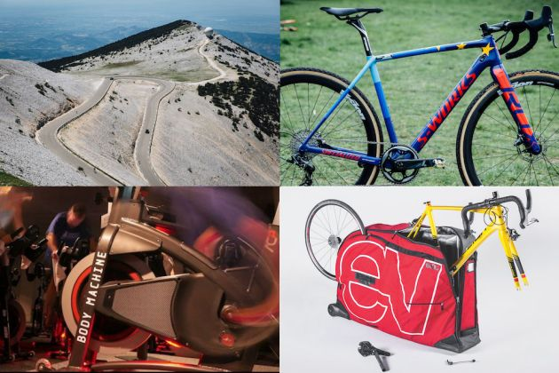 Tech of the week: new products from Rapha, power meters and