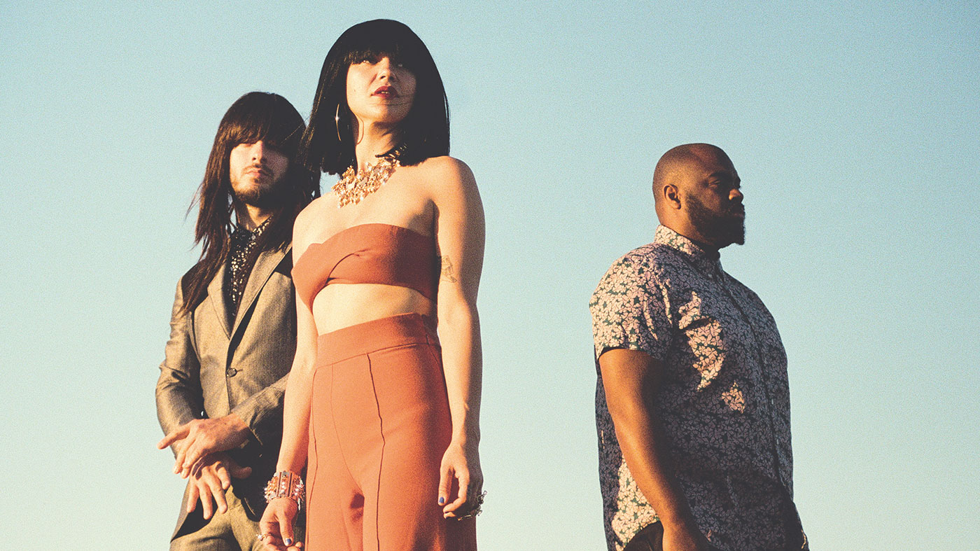 "Khruangbin: ""We're not intending to create war with our music… It's the absence of that aggression that a lot of rock bands have"""