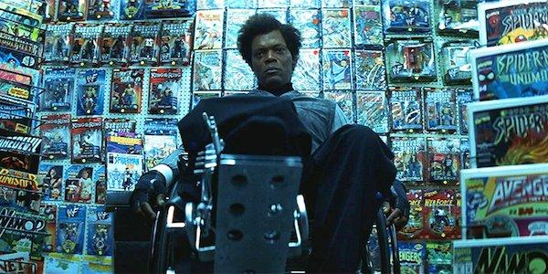 Mr. Glass unbreakable movie