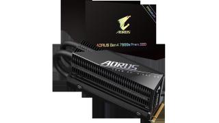 Aorus 7000s Prem. Gen 4 SSD