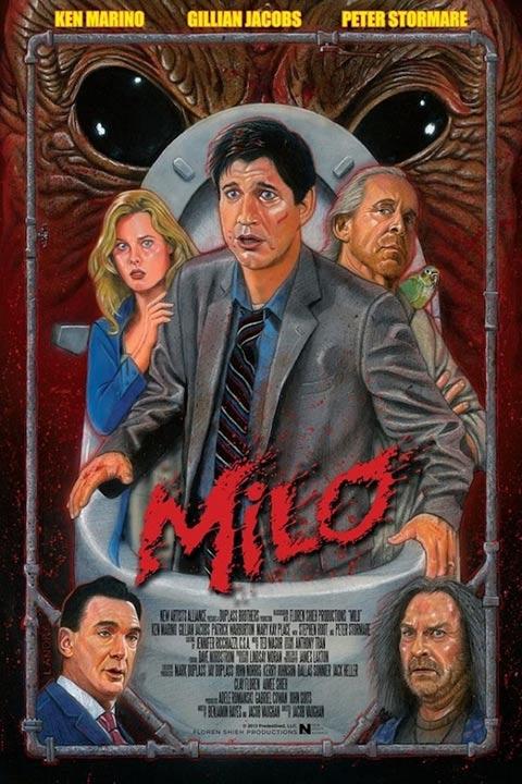Mondo Milo Poster