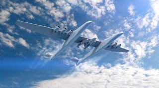 Stratolaunch Systems' aircraft