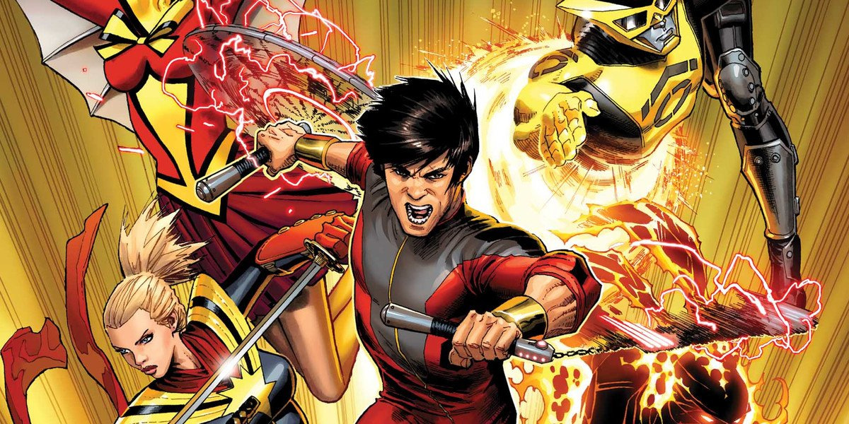 The martial arts of Shang-Chi even outclasses most of the superpowered foes.