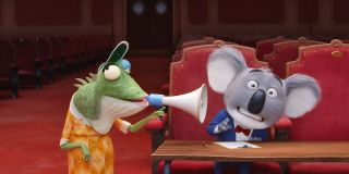 Buster in Sing