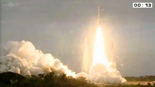 Arianespace Launch Aug. 20, 2015